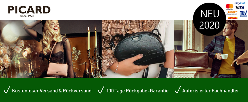 545be5a7c8944 PICARD Bingo Geldbörsen Online Shop